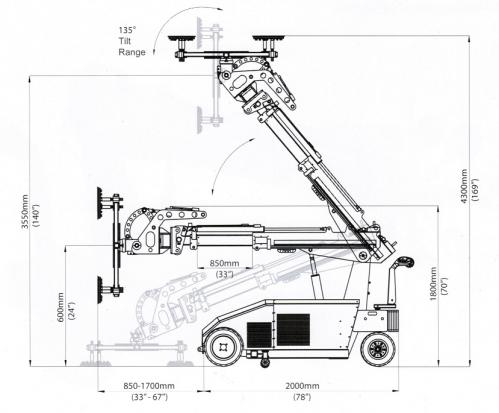 vector 800 4 glass land katowice podnosniki prozniowe do szkla